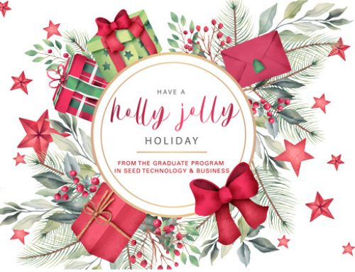 Wishing you all a very Jolly Holiday 2019!